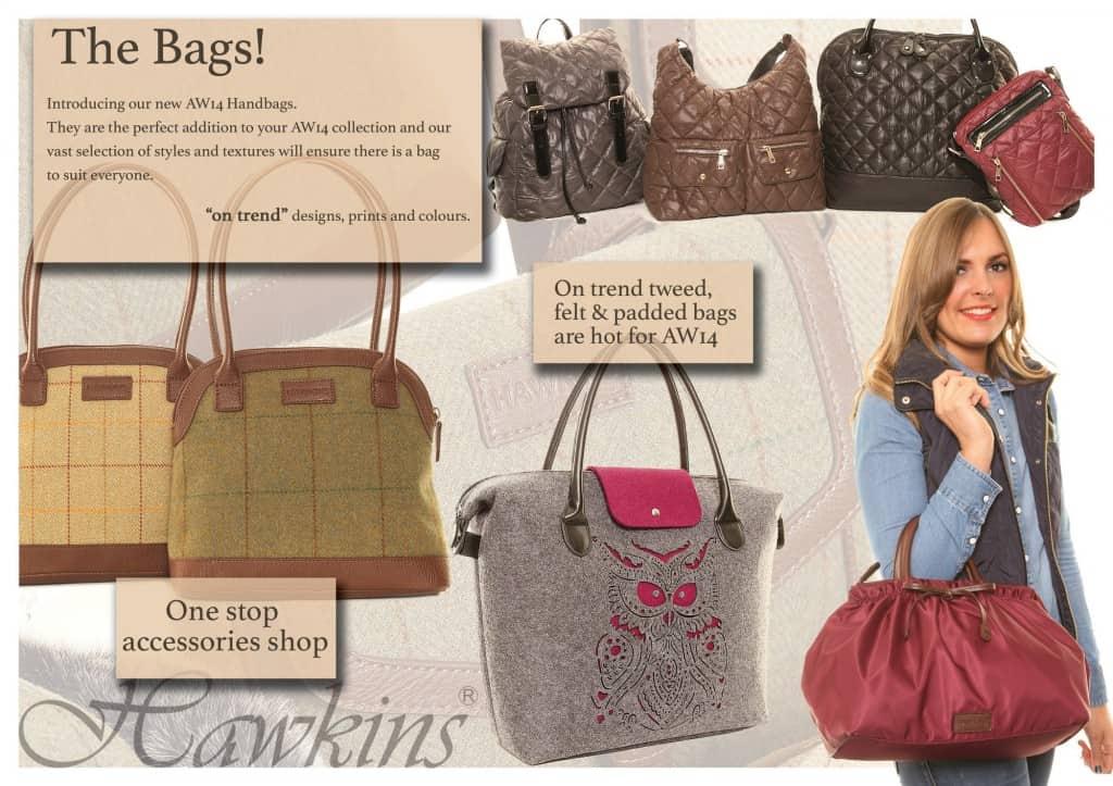 SSP Handbags AW14
