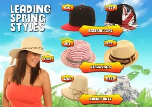 picture of spring styles