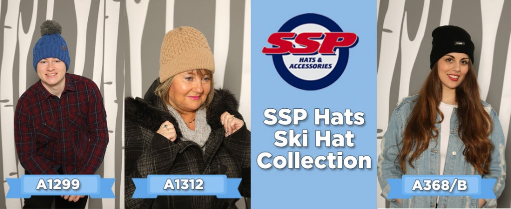 Just some of our wonderful ski hats