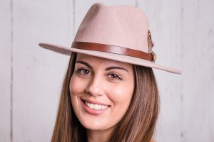 Hat that is part of our new country collection
