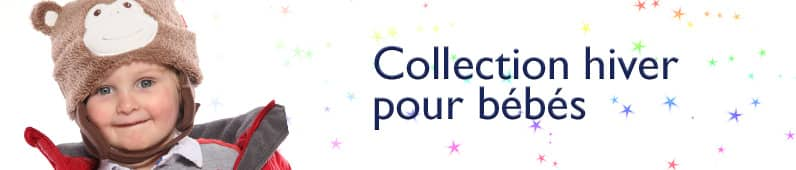 collection hiver pour bebes