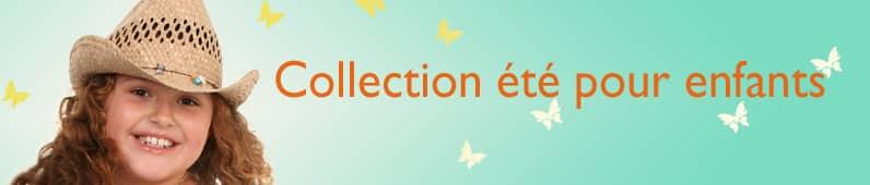 collection ete pour enfants