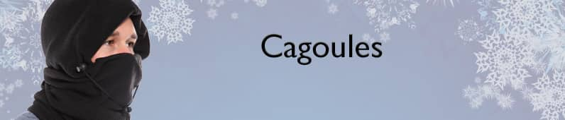 Cagoules