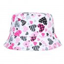 GIRL'S REVERSIBLE BUSH HAT